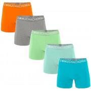 Muchachomalo Boxershorts 5er-Pack 5584 - Grün S