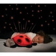 Cloud-b twilight ladybug classic red luce notturna