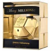 Paco Rabanne Lady Million Merry Millions EDP 80 ml за жени