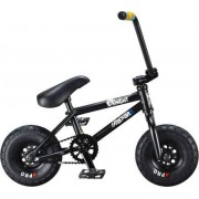 Rocker Mini BMX Cykel Rocker 3+ The Knight (Svart)