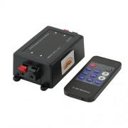 Led szalag dimmer + távirányító 8A 96W+11 gombos rádiós távirányító. Life Light Led 2 év garancia