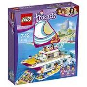 LEGO Friends kocke Sunshine Catamaran – Sunčani katamaran 603 dela 41317