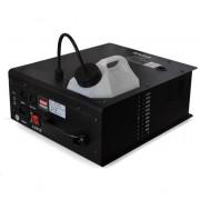 LSMM-1500W Máquina Fumo Disco 1500W Sem Fios Wireless