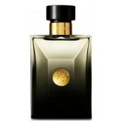 Versace Pour Homme Oud Noir EDT 100мл - Тестер за мъже