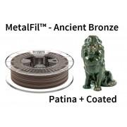 1,75 mm, MetalFil Bronz, tlačové struny FormFutura, 0,75kg