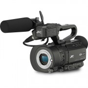 JVC gy-ls300 - videocamera professionale - 2 anni di garanzia
