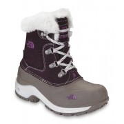 The North Face Girl's McMurdo Boot - Baroque Purple/Moonlight Ivory