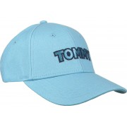 Tommy Hilfiger Kappe Tommy Patch CAP Blau Damen