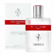 Ferrari red power ice 3 125 ml eau de toilette edt profumo uomo