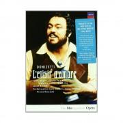 Luciano Pavarotti, Judith Blegen, Brent Ellis - Donizetti: L'elisir D'amore (DVD)
