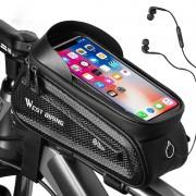 WEST BIKING Bicycle Bag Waterproof Mountain Road Bike Top Tube Front Frame Bag