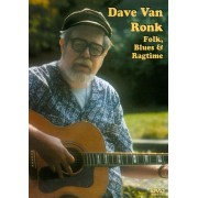 Dave Van Ronk: Folk, Blues & Ragtime [DVD] [2007]
