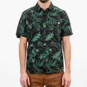 Helly Hansen Oya Shortsleeve Shirt Ebony/ Print