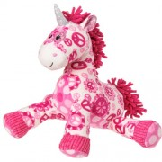 Mary Meyer Print Pizzazz Peaceful Unicorn Plush, 10""
