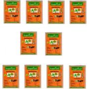 Shagun Gold Natural Henna Powder (lawsonia Inermis ) 100g x 10 pack