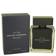 Narciso Rodriguez Bleu Noir Eau De Toilette Spray 3.4 oz / 100.55 mL Men's Fragrances 534341