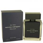 Narciso Rodriguez Bleu Noir Eau De Toilette Spray 3.4 oz / 100.55 mL Men's Fragrances 534341