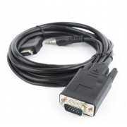 CABLE HDMI A VGA CON AUDIO 1.8m