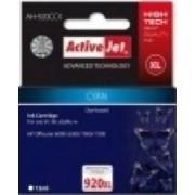 Cartus ActiveJet compatibil HP CD972AE Cyan 12 ml