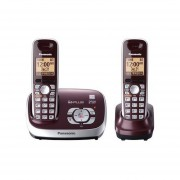 Telefono Panasonic Inalámbrico Altavoz KX-TG6572R