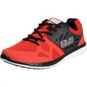Columbus Men's STAR BUCKS Red Mesh Running Shoes/Walking/Gym Shoes