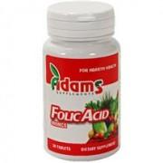 Acid Folic 400mcg Adams Vision 30cpr