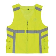 Bering High Visibility Chaleco Amarillo S/M