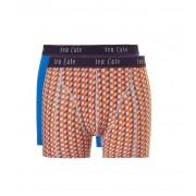Ten Cate Fine Heren boxershort Orange 2-Pack