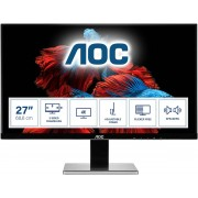 "AOC U2777pqu 27"" 4k Ultra Hd Ips Opaco Nero Monitor Piatto Per Pc 4038986185776 U2777pqu 10_0g30291 4038986185776 U2777pqu"