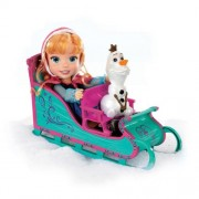 Disney Frozen Anna and Sleigh - Annas Frozen Adventure