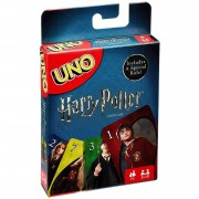Mattel Gioco Di Carte Mattel Uno Harry Potter