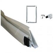 Hűtő alkatrész, Ajtószigetelés univerzális mágneses 2000X1000mm hűtőszekrény ajtóhoz ew00510