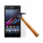 Película de vidro temperado para Sony Xperia M2