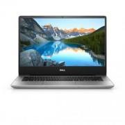 Laptop DELL, INSPIRON 5480, Intel Core i7-8565U, 1.80 GHz, HDD: 256 GB, RAM: 8 GB, video: nVIDIA GP108-A, webcam