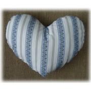 Bylinný polštář srdce > varianta levandule
