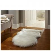 Flair Rugs Flair Faux Fur Rug - Sheepskin Cream (60X90)