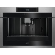 AEG KKE884500M Built In Coffee Machine - Stainless Steel