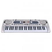 Orga electronica cu 54 clape MQ-824USB, microfon si USB MP3