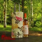 Ceger za flašu cvetni 3301
