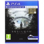 Robinson The Journey, PS4 VR Basic PlayStation 4 Inglese videogioco 9865858