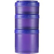 BlenderBottle ProStak™ 3er Erweiterungs Set - Full Color - Violett