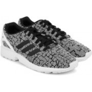 Adidas Originals ZX FLUX W Sneakers(Black, White)
