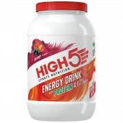 High5 Energy Drink with Protein - 1.6kg Jar - 1.6kg - Jar - Berry
