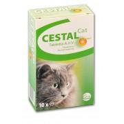 Cestal Cat tabl. a.u.v.
