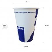 Lavazza pahare carton 180 ml BAX 3000 buc