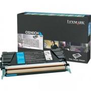 Lexmark C5240CH toner cian