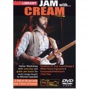 Roadrock International Lick Library: Jam With Cream DVD, CD