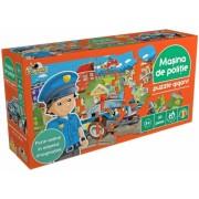 Puzzle Masina de politie Noriel