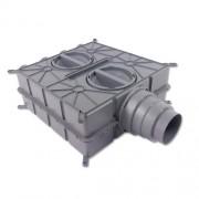 2577595 - WOLF rozdelovač vzduchu 8 vývodový 75/63mm, 2577595