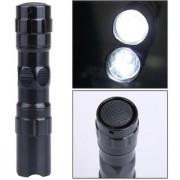 Mini LED Water Proof Pocket Flashlight Light Torch 3W